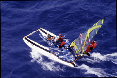 darren quinn sailing